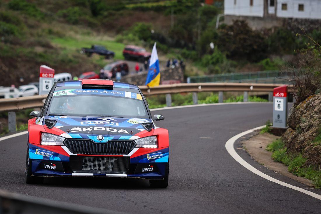 ERC + SCER + CERA: 44º Rallye Islas Canarias [26-28 Noviembre] - Página 3 07d6c2b6cd6754f9109a615e7e6ab2df