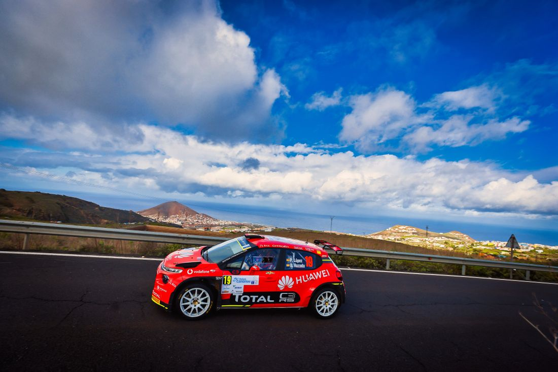 ERC + SCER + CERA: 44º Rallye Islas Canarias [26-28 Noviembre] - Página 3 6c5d810d57fc47ee2ebca30db8be7225